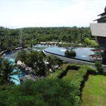 周囲を緑に囲まれたリゾートホテル【リンバジンバランバリbyアヤナ】