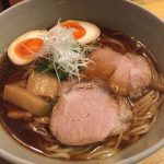 あっさり味の美味しいラーメン「山崎麺二郎」