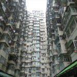 映画にも登場する香港の超密集住宅は圧巻!