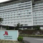 琵琶湖マリオットホテル宿泊記
