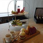 琵琶湖マリオットホテルでアフタヌーンティー♪