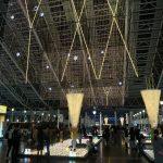 大阪駅でイルミネーションやってます!