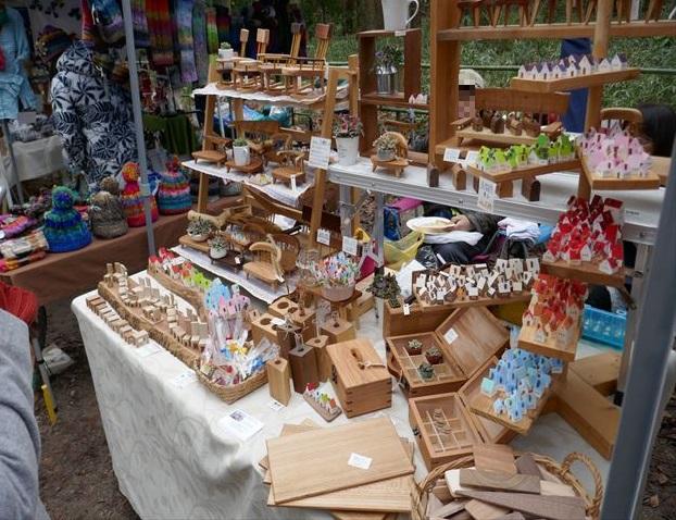 下鴨神社で開催されていた「森の手づくり市」に行ってきました!