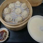元気が出る!台北「鼎元豆漿」の小籠包と豆乳の朝ご飯