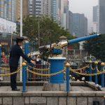 【香港 ヌーンデイガン】大砲の凄まじい発射音に度肝を抜かれる(;゚Д゚)