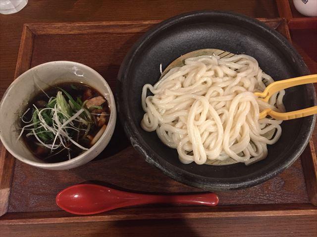【花雷】京町家の素敵な空間でいただくつけうどん♪