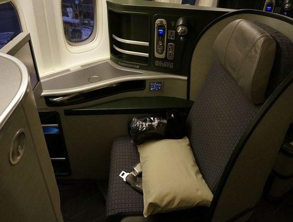【エバー航空ビジネスクラス搭乗記】13時間超のロングフライトでも超快適!(SFO-TPE)