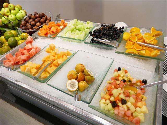 「マリオット バリ ヌサドゥア」の朝食ビッフェは1,600円で安い!