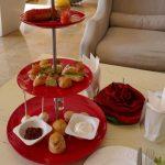 バリ島6つ星ホテル「ムリア」でスイーツ食べ放題アフタヌーンティー♪