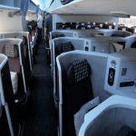 台風で大幅遅延したJALビジネスクラス搭乗記(HND-BKK)