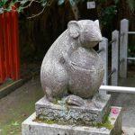 【大豊神社】子年の今年にこそ訪れたい!可愛い狛ねずみに開運祈願!