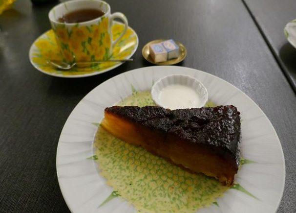 【ラ ヴァチュール】京都が誇る絶品タルトタタンを食べてきたぞ!