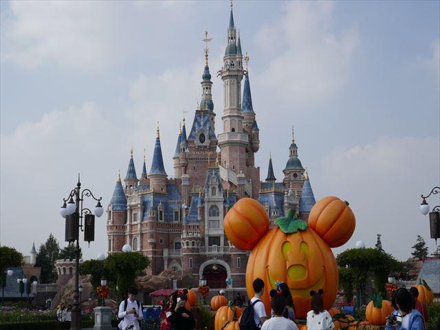 「上海ディズニーランド」の感想とオススメアトラクションの紹介