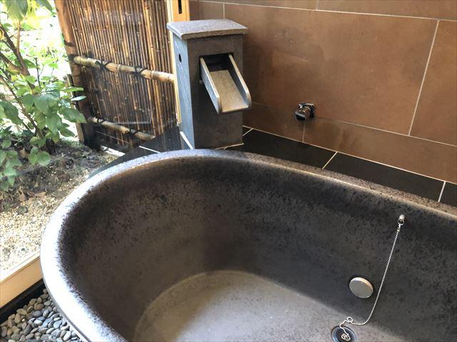 京の温所 麩屋町二条 風呂