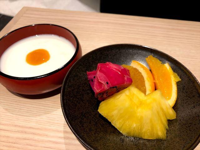 三井ガーデンホテル京都駅前の朝食