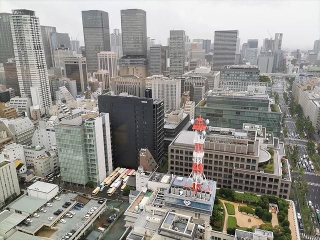 ロイヤルパークホテルアイコニック大阪御堂筋のラウンジ