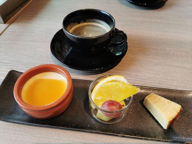 ロイヤルパークホテルアイコニック大阪御堂筋の朝食