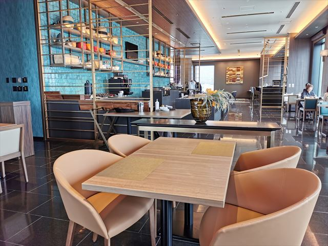 ロイヤルパークホテルアイコニック大阪御堂筋のレストラン