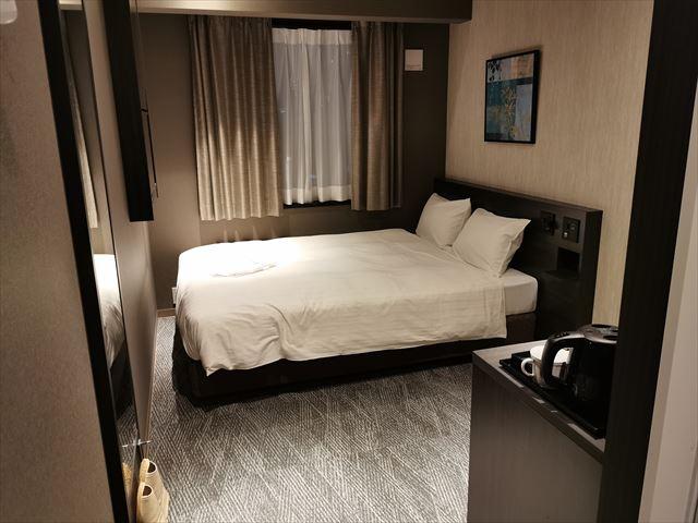 ウェリナホテルプレミア中之島イーストの部屋