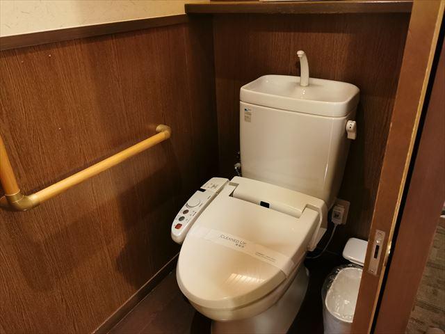 おごと温泉湯元館の部屋