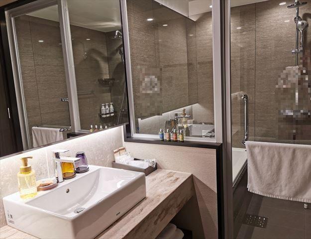 ダイワロイヤルホテルグランデ京都の部屋