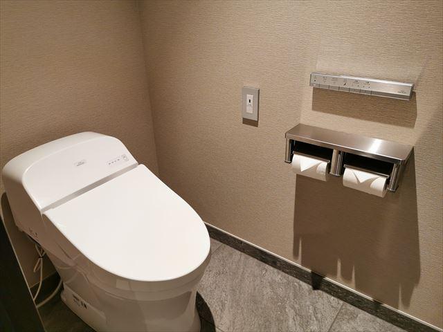 ダイワロイヤルホテルグランデ京都のトイレ