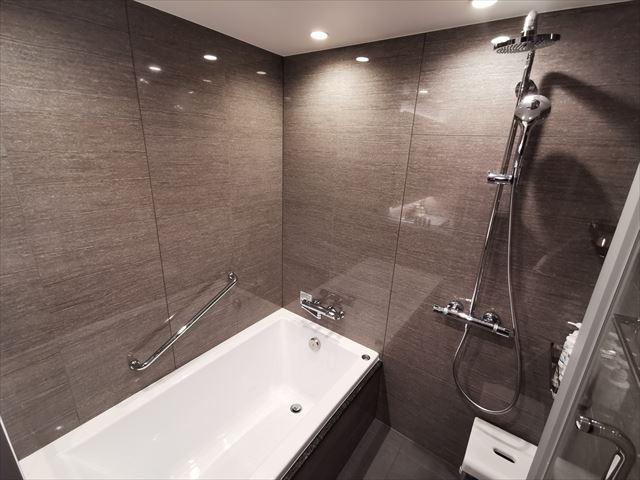 ダイワロイヤルホテルグランデ京都の風呂