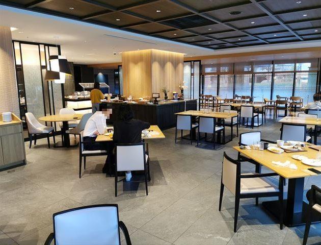 ダイワロイヤルホテルグランデ京都のレストラン