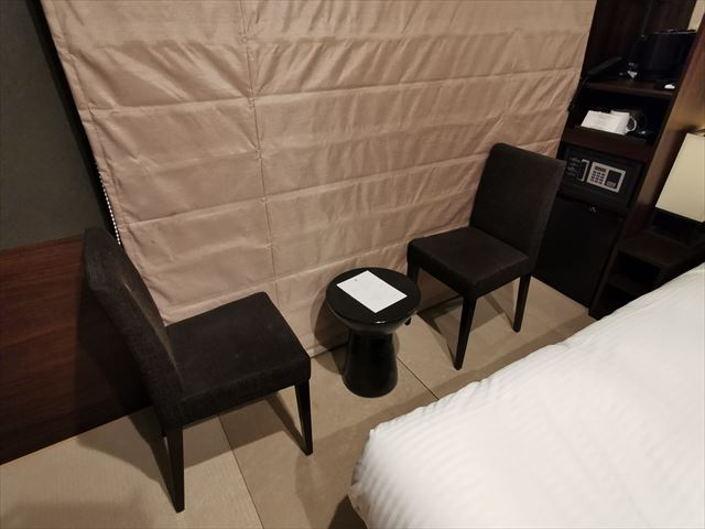 エスペリアホテル京都の部屋