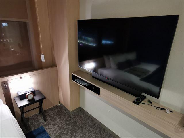 ホテルミュッセ京都四条河原町名鉄の部屋