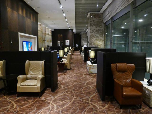 プライベートルーム シンガポール空港