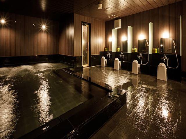 エスペリアホテル京都の大浴場