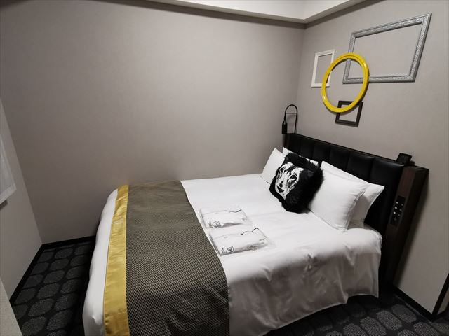 ロイヤルパークキャンバス大阪北浜の部屋