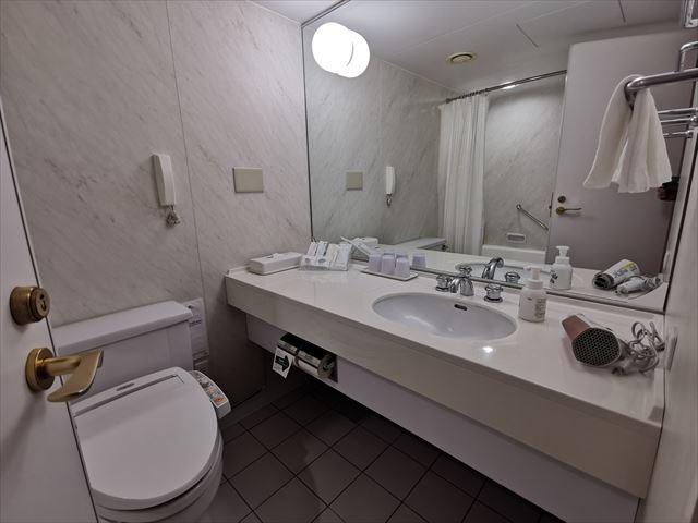 オリエンタルホテル東京ベイの部屋