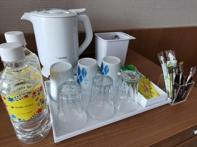 ベッセルホテルカンパーナ沖縄の部屋