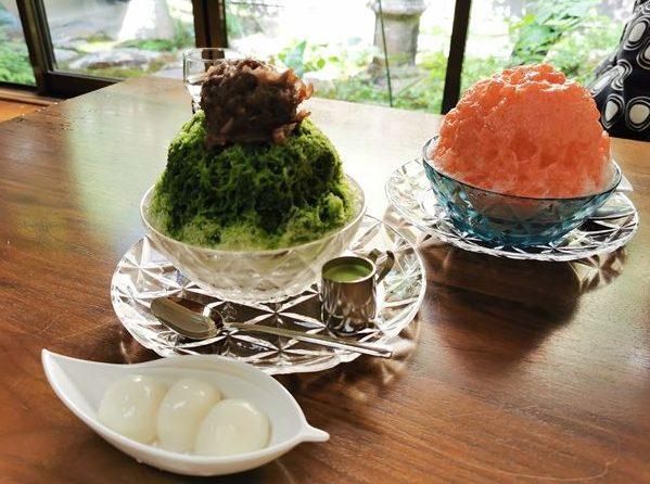 夏間近!リニューアルされた老舗和菓子店「中村軒」のかき氷☆