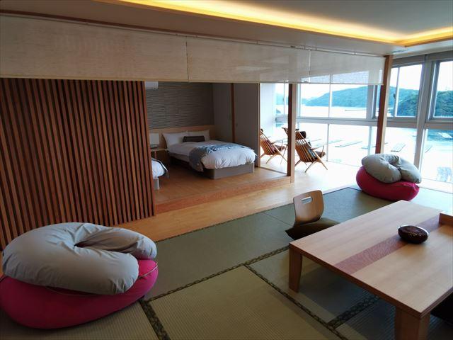 鳥羽湾を見渡す眺めが最高!鳥羽グランドホテルの最上階特別室に宿泊!