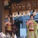 舞妓さん、芸妓さんの華麗な舞と豆まきを見てきました!