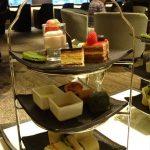 京都東急ホテルでシャンパン付きアフタヌーンティー♪