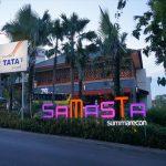 バリ島ジンバラン地区に新しくできたショッピングモール【サマスタ】