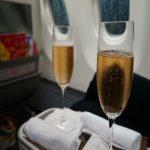ガルーダインドネシア航空 ビジネスクラス搭乗記(デンパサール-関空)