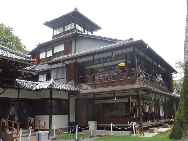 第42回京の夏の旅「旧三井家下鴨別邸<主屋二階>」