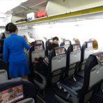座席が狭い!バニラエア搭乗記(関空-台北)