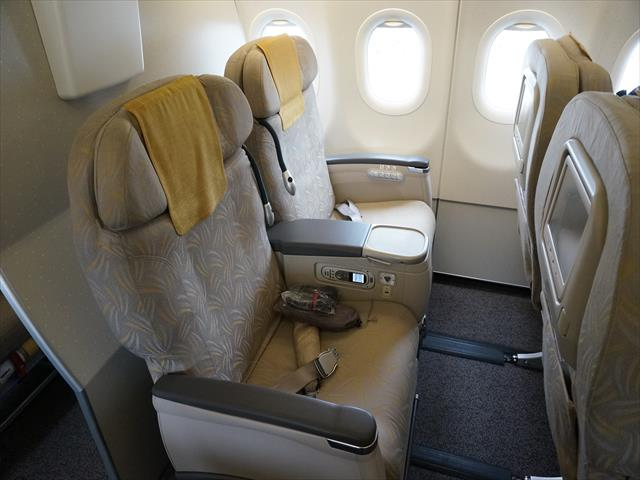 【アシアナ航空ビジネスクラス搭乗記】激安チケットで関空からソウルへ