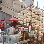 【京都祇園祭2018前祭】猛暑の中、多くの人で賑わっていました!