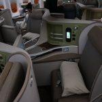 さすが5スター!エバー航空ビジネスクラス搭乗記(上海-台北)