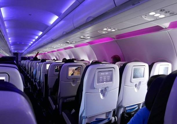アラスカ航空に乗ってみた!機内の様子などをレポート!(MCO-SFO)