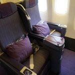台北-ソウルの以遠権区間をタイ航空のビジネスクラスで飛ぶ!