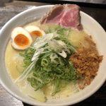 鶏の旨味が凝縮!「京都祇園 泉」の鶏白湯ラーメン