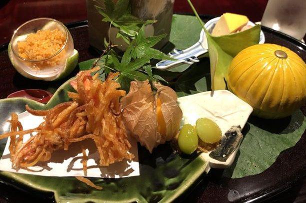 奈良「而今(にこん)」で12,000円の懐石料理を堪能